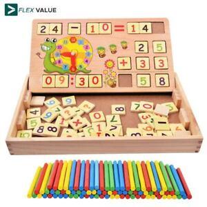 Montessori Maths Games | Digital Stick Learning Box| Preschool Educational Toy