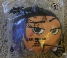 McDonalds 2017 Emoji Movie Plush #5 JAILBREAK New In Sealed Package