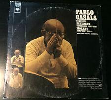 Pablo Casals Conducts The Marlboro Festival Orchestra (Vinyl, 1968)
