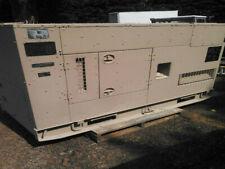 MEP-805A 30kw TQG Diesel Generator-super low time 7hrs John Deere Diesel 4039T