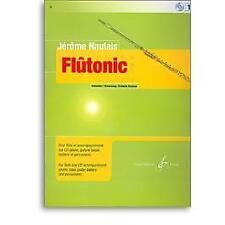 Flutonic, volume 3 : Pour flûte et accompagnement de piano, guitare basse, batte