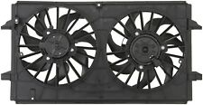 Spectra Premium Industries Inc CF12015 Radiator Fan Assy