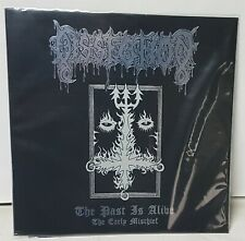 Dissection The Past Is Alive (The Early Mischief) LP Vinyl Record new
