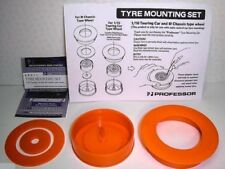 New Tyre Fitting Kit For 1/10 Touring Car Tyres + Tamiya M Chassis Tyres