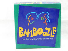 1997 Bamboozle The Game Where Your Time is Not Your Own! Complete - Near Mint