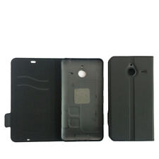 Genuine MOZO Flip Cover for Microsoft lumia 640XL Back Battery Cover Housing