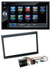 Blaupunkt SD Bluetooth 2DIN MP3 USB AUX Autoradio für Peugeot 207 307 Expert Par