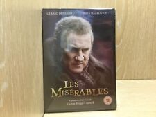 Les Miserables DVD New & Sealed Gerard Depardieu John Malkovich