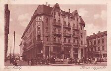 HUNGARY - Szombathely - Kovacs nagyszallo 1928
