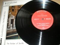 "Rossini Overtures Vienna Symphony Orchestra 10"" Album 1957 Philips GBR 6522"