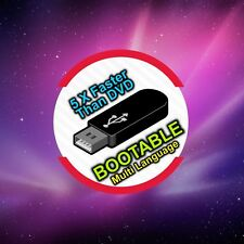 Mac Os X Snow Leopard 10.6.3 - Bootable USB- RECOVERY, UPGRADE OR FRESH INSTALL