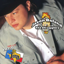 Jason Boland & the Stragglers - Live at Billy Bob's Texas CD - Brand New Sealed