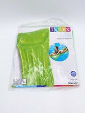 Intex Green Inflatable Pool Mat 72in x 27in Pool Water Beach Toys, New, Sealed