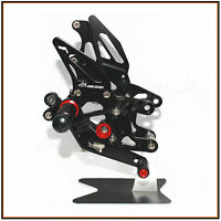 Full Adjustable Rearset Rear Sets Foot Pegs HONDA CBR1000RR 2012-2015 2014 2013