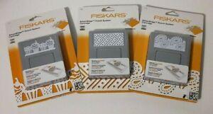 1 x FISKARS ADVANTEDGE PUNCH SYSTEM CARTRIDGE - VARIOUS (CHOOSE YOUR DESIGN)