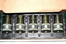 """(Pack of 5) Safeway S25-3P Female 3/8"""" Hydraulic Hose Quick Disconnect Coupler"""