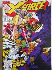 X-FORCE n°14 1992 ed. Marvel Comics [SA1]