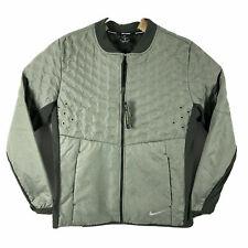 Nike Aeroloft Men's Running Jacket Goose Down Insulated 928505 355 Large