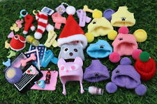 Lps Accessories Clothes Beanie Collars Food Drink Outfit For Littlest Pet Shop