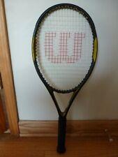 Wilson Hammer 5 Carbonmatrix Tennis Racquet 113 4 5/8� grip