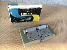 Mint LOMO Universal For 8-16mm and Super 8mm Film Adhesive Press in Box