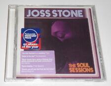 JOSS STONE - THE SOUL SESSIONS - 2003 UK 10 TRACK CD ALBUM