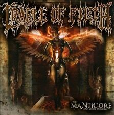 The Manticore and Other Horrors by Cradle of Filth (CD, Oct-2012, Nuclear Blast)