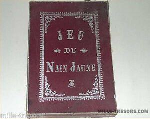 Version luxe pour ce Jeu du NAIN JAUNE - LES JEUX & JOUETS Français