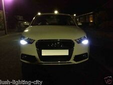 AUDI A1 W21 LED DRL DAY TIME RUNNING CANBUS ERROR FREE 6500K XENON WHITE 7440