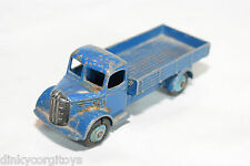 DINKY TOYS 30S 30 S AUSTIN WAGON TRUCK BLUE GOOD CONDITION