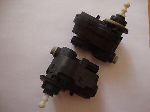Frontscheinwerfer LWR Stellmotor Leuchtweitenregulierung Valeo Renault