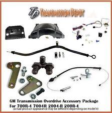 GM Transmission Accessory Package Only (2004-R, 200R4, TH200, 700R4, 7004R)