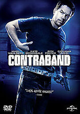 Contraband   DVD   Brand new and sealed