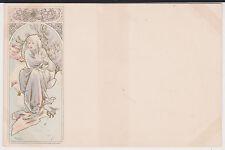 (4) MUCHA LIBERTY ART DECO JUGENSTIL 1899 BELLA !