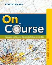On Course: Strategies for Creating Success in College and in Life (Textbook-spe