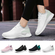 Women Ladies Running Trainers Casual Sports Tennis Sneakers Fitness Gym Shoes AU