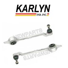 For BMW E39 525i Set of Front Left&Right Rearward Control Arm w/ Bushings KARLYN