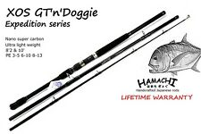 2018 HAMACHI 10' XOS GT'n'Doggie Exp 30 - 50lb Japanese spin popper fishing rod