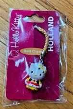 Sanrio Holland Hello Kitty Cellphone Charm Cellular NEW