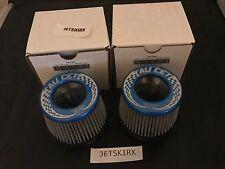 2 Tau Ceti Blue metallic Air filter Kawasaki Yamaha SXR Rickter Superjet