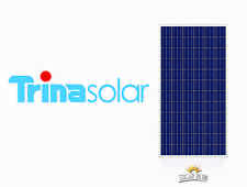 Brand New Trina Solar 290 W Watt 24V UL Polycrystalline PV Solar Panels
