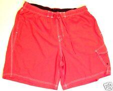 fde2ea448f New ListingNEW XXL Champion Red swim trunks cargo pocket shorts, inner  brief mesh lining