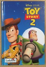 Ladybird Book Toy Story 2 Disney Pixar Hardback Book Childrens Film Pictures