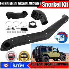 Air Intake Car Snorkel Kit for Mitsubishi Triton ML MN Series 4D56 4M41-T 06-15