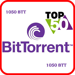 1050 BitTorrent (BTT) CRYPTO MINING-CONTRACT (1050 BTT ), Crypto Currency