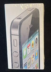 BRAND NEW FACTORY SEALED Apple iPhone 4s 64GB Black RARE NEVER OPENED AUTHENTIC