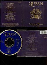"""QUEEN """"GREATEST HITS""""-{CD:}- VOL.2   ¤ EMI Original mix ¤"""