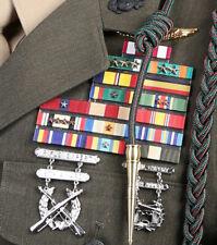 US MARINES PISTOL EXPERT QUALIFICATION SHOOTING BADGE 16TH AWARD BAR PIN UNIFORM
