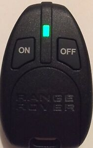 LAND ROVER, RANGE ROVER, PARK HEATING REMOTE LR033464  CPLA18D539AA