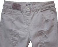 New Womens White Boyfit NEXT Jeans Size 20 18 16 14 12 10 Long Regular Petite